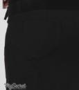 Чёрная юбка карандаш для беременых Alma1