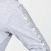 Серый свитшот для беременных и кормящих мам Gigi bright — 3