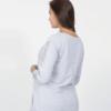 Серый свитшот для беременных и кормящих мам Gigi bright — 4