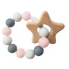 Силиконовый браслет-прорезыватель-с-деревом-new-pink-1