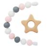 Силиконовый браслет-прорезыватель-с-деревом-new-pink-2