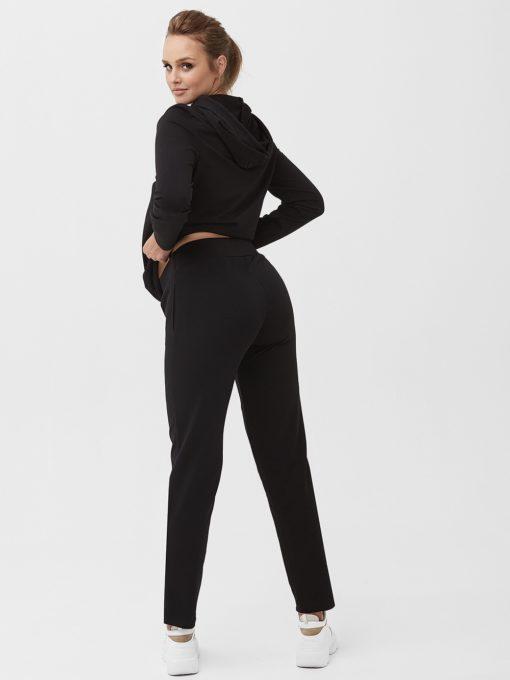 Черный костюм для будущих и кормящих мам Mars