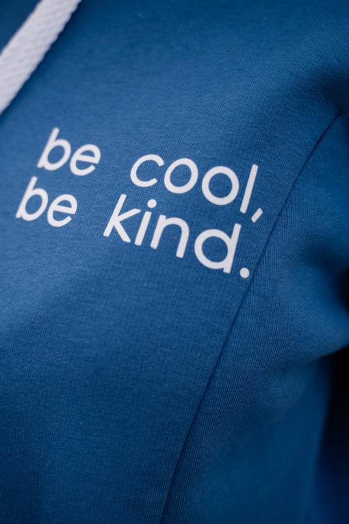Голубой теплый костюм для будущих и кормящих мам Be Cool