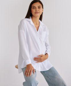 Блузки, рубашки и туники для беременных