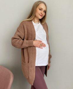 Кардиганы и жакеты для беременных